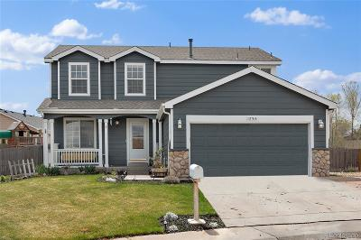 Northglenn Single Family Home Under Contract: 10704 Fillmore Court