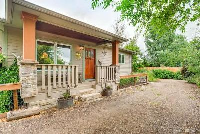 Arvada Single Family Home Active: 6805 Simms Street
