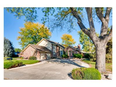 Arvada Single Family Home Active: 7794 Lewis Street