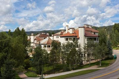 Steamboat Springs Condo/Townhouse Active: 2700 Eagleridge Drive #C-31