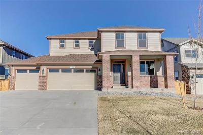 Castle Rock Single Family Home Active: 4426 Sidewinder Loop