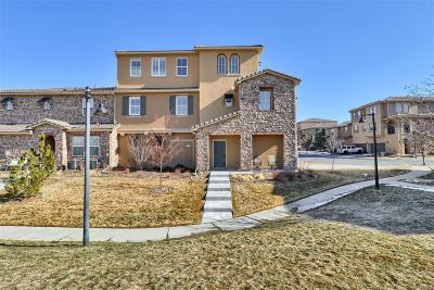 Highlands Ranch Condo/Townhouse Under Contract: 3401 Cascina Circle #C