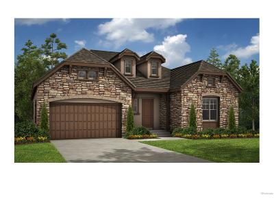 Castle Rock Single Family Home Under Contract: 6855 Northstar Circle