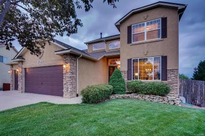 Colorado Springs Single Family Home Active: 6612 Cabin Creek Drive