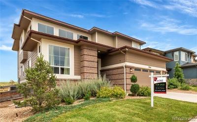 Arvada Single Family Home Under Contract: 9564 Joyce Way