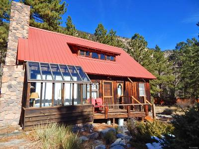 Nathrop Single Family Home Under Contract: 18945 Cr 162