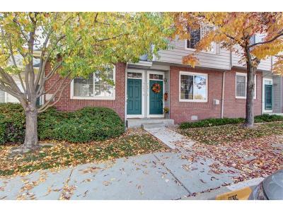 Littleton Condo/Townhouse Under Contract: 9603 West Chatfield Avenue #B
