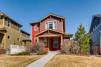 Parker Single Family Home Under Contract: 21887 East Talkid Avenue
