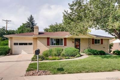 Arvada Single Family Home Active: 8371 West 70th Avenue