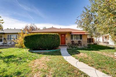 Aurora, Denver Single Family Home Active: 1157 Moline Street