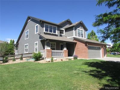 Broomfield Single Family Home Active: 14337 Blue Vista Way