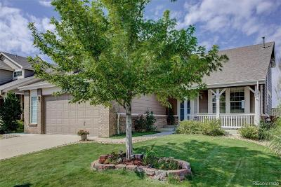 Broomfield Single Family Home Under Contract: 4215 Lexi Circle