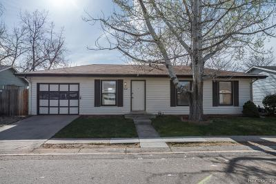 Lafayette Single Family Home Under Contract: 1640 Bedivere Circle