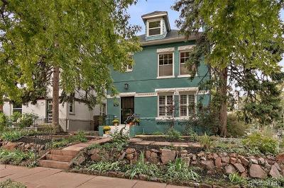 Denver Single Family Home Active: 1279 Vine Street