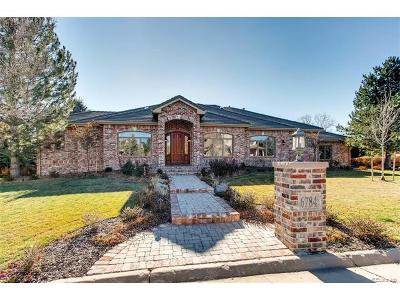 Littleton Single Family Home Active: 6784 South Yates Court