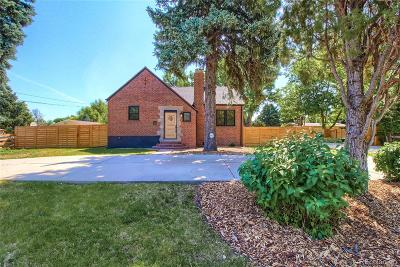 Lakewood Single Family Home Active: 2440 Iris Street