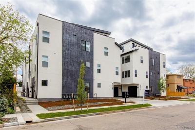 Englewood Condo/Townhouse Active: 3372 South Pearl Street #C