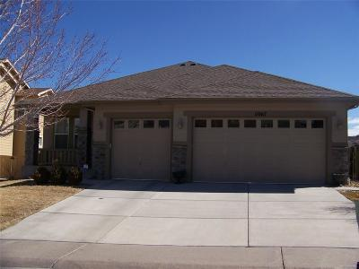 Highlands Ranch Single Family Home Under Contract: 11067 Glengate Circle