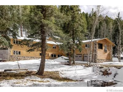 Conifer Single Family Home Sold: 11778 Black Hawk Drive
