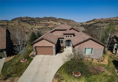 Jefferson County Single Family Home Under Contract: 5093 Oak Hollow Drive