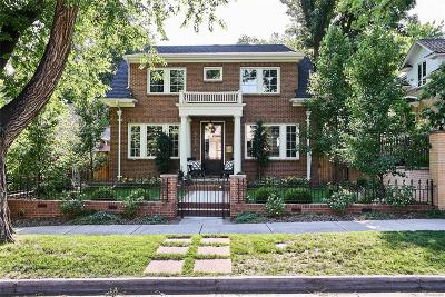 Single Family Home Under Contract: 535 North High Street
