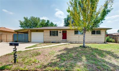 Longmont Single Family Home Under Contract: 915 Iowa Avenue