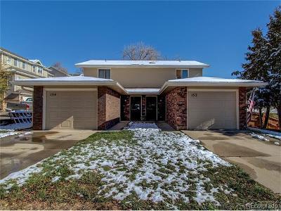 Longmont Multi Family Home Under Contract: 152 Vivian Street