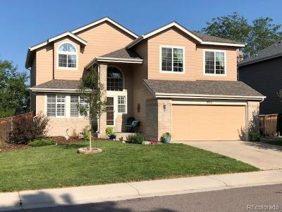 Highlands Ranch Single Family Home Active: 9831 Sterling Drive