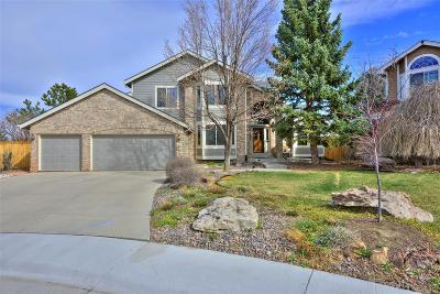 Highlands Ranch Single Family Home Active: 2015 Chelsea Court