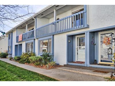 Longmont Condo/Townhouse Active: 2137 Meadow Court #C