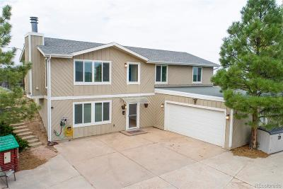 Franktown CO Single Family Home Active: $499,900