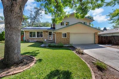 Arvada Single Family Home Active: 6791 Xenon Drive