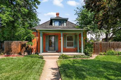 Littleton Single Family Home Active: 5632 South Cedar Street