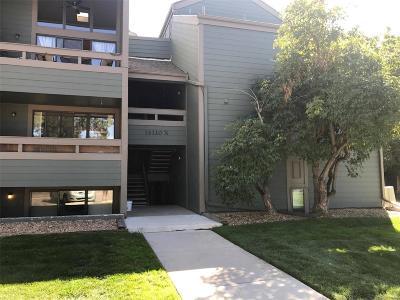 Aurora Condo/Townhouse Active: 14110 East Temple Drive #X05