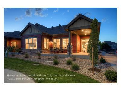 Longmont Single Family Home Active: 4525 Maxwell Avenue