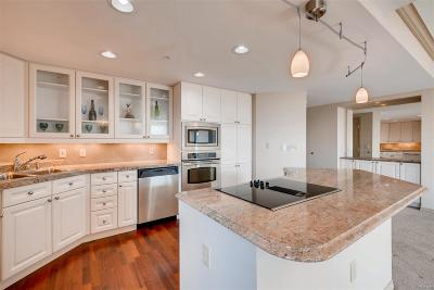Denver Condo/Townhouse Active: 8100 East Union Avenue #1506