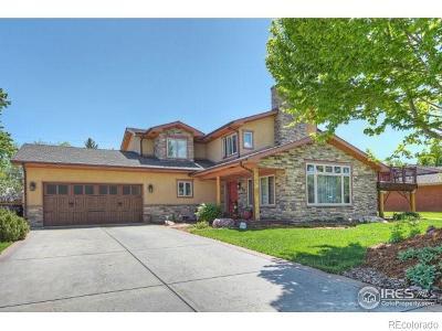 Boulder CO Single Family Home Active: $1,275,000