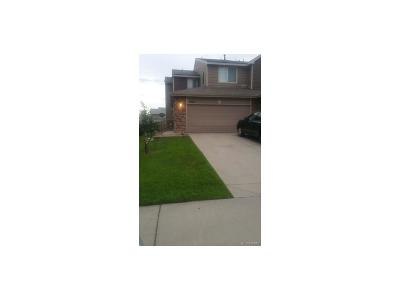 Denver Condo/Townhouse Active: 14363 East 47th Drive
