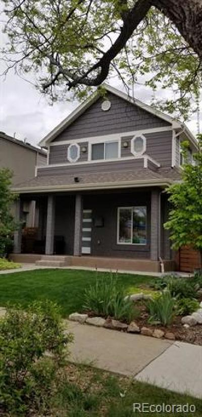 Denver, Lakewood, Centennial, Wheat Ridge Single Family Home Active: 3530 Pecos Street