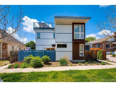 Denver Condo/Townhouse Active: 3817 King Street
