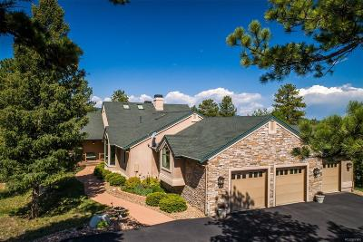 Larkspur CO Single Family Home Under Contract: $1,025,000