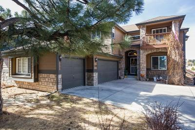 Elizabeth Single Family Home Active: 1346 Conifer Trail