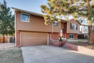 Arvada Single Family Home Under Contract: 6353 Depew Street