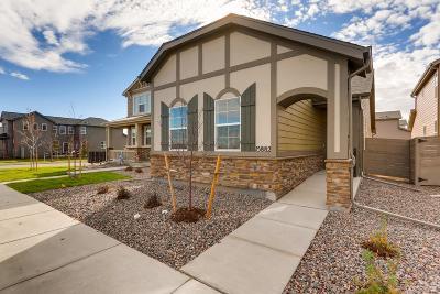 Denver Single Family Home Active: 15882 East Warner Drive