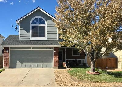 Denver Single Family Home Active: 4959 Eureka Court