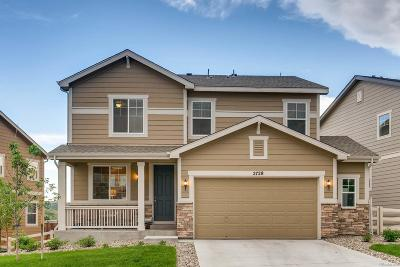 Crystal Valley Ranch Single Family Home Active: 2728 Garganey Drive