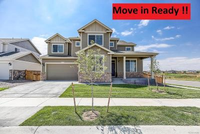Brighton Single Family Home Under Contract: 5402 Snapdragon Court
