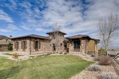 Highlands Ranch Single Family Home Active: 10817 Backcountry Drive