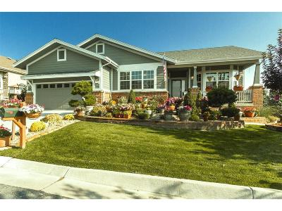 Aurora Single Family Home Under Contract: 7920 South Riviera Court