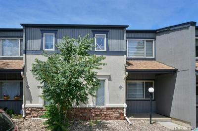 Boulder Condo/Townhouse Active: 805 West Moorhead Circle #C